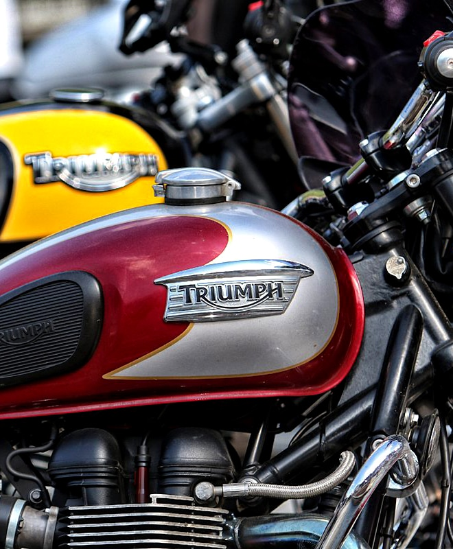 Klasyczny Triumph